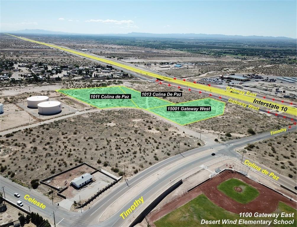 1011 Colina de Paz, El Paso, Texas 79928, ,Land,For sale,Colina de Paz,756552