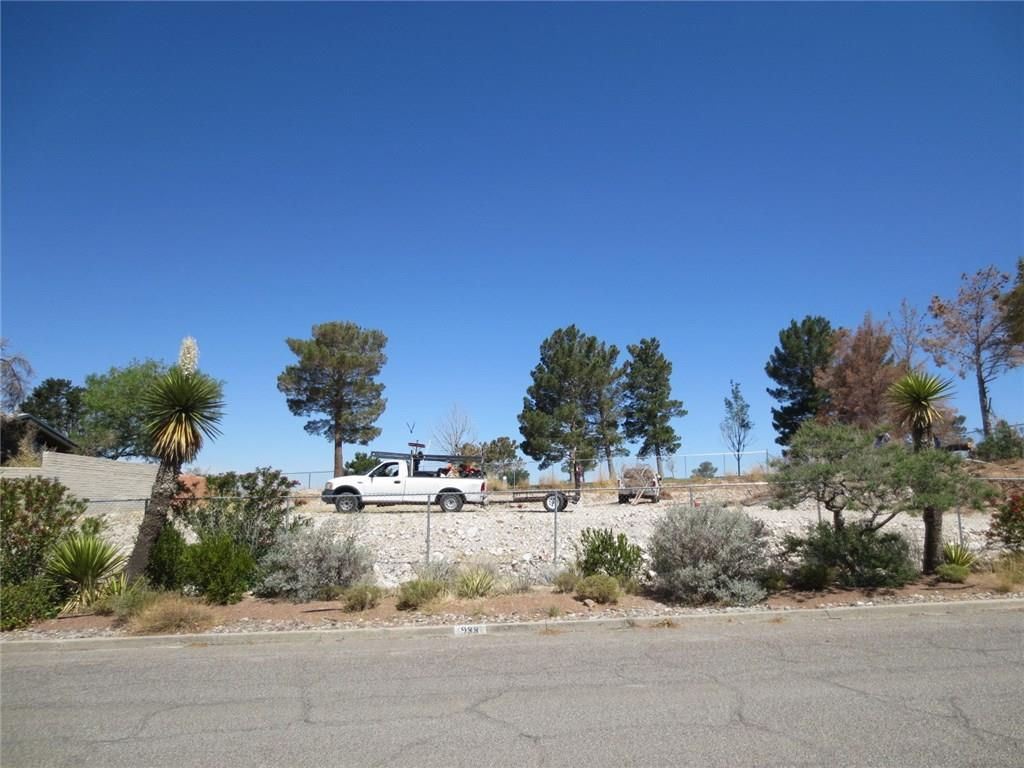933 SINGING HILLS, El Paso, Texas 79912, ,Land,For sale,SINGING HILLS,746834