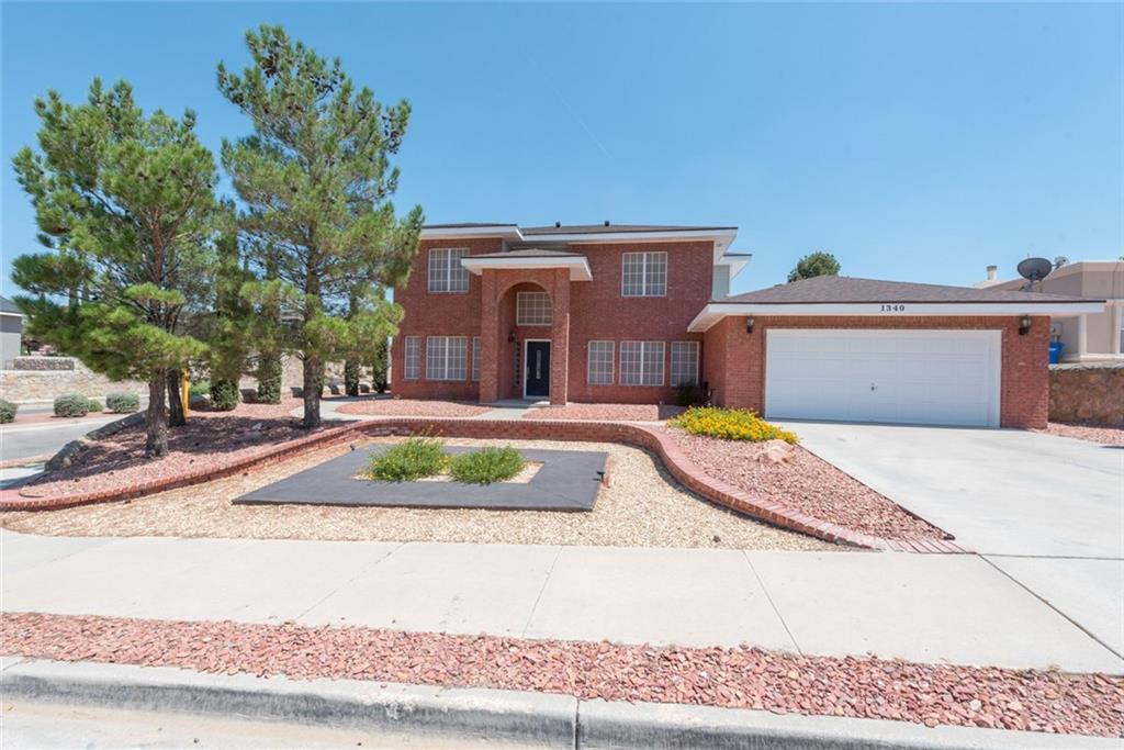 1340 Doc Holiday, El Paso, Texas 79936, 3 Bedrooms Bedrooms, ,3 BathroomsBathrooms,Residential,For sale,Doc Holiday,744394