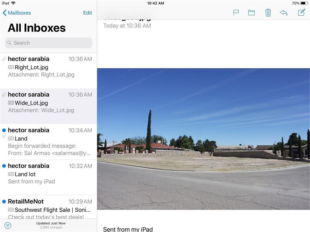 11421 Jack Cupit Lane, El Paso, Texas 79936, ,Land,For sale,Jack Cupit,758942