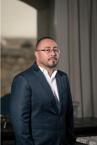 Harvey Enriquez agent image