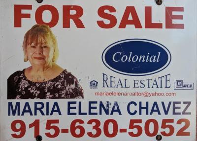 MARIA ELENA Chavez agent image