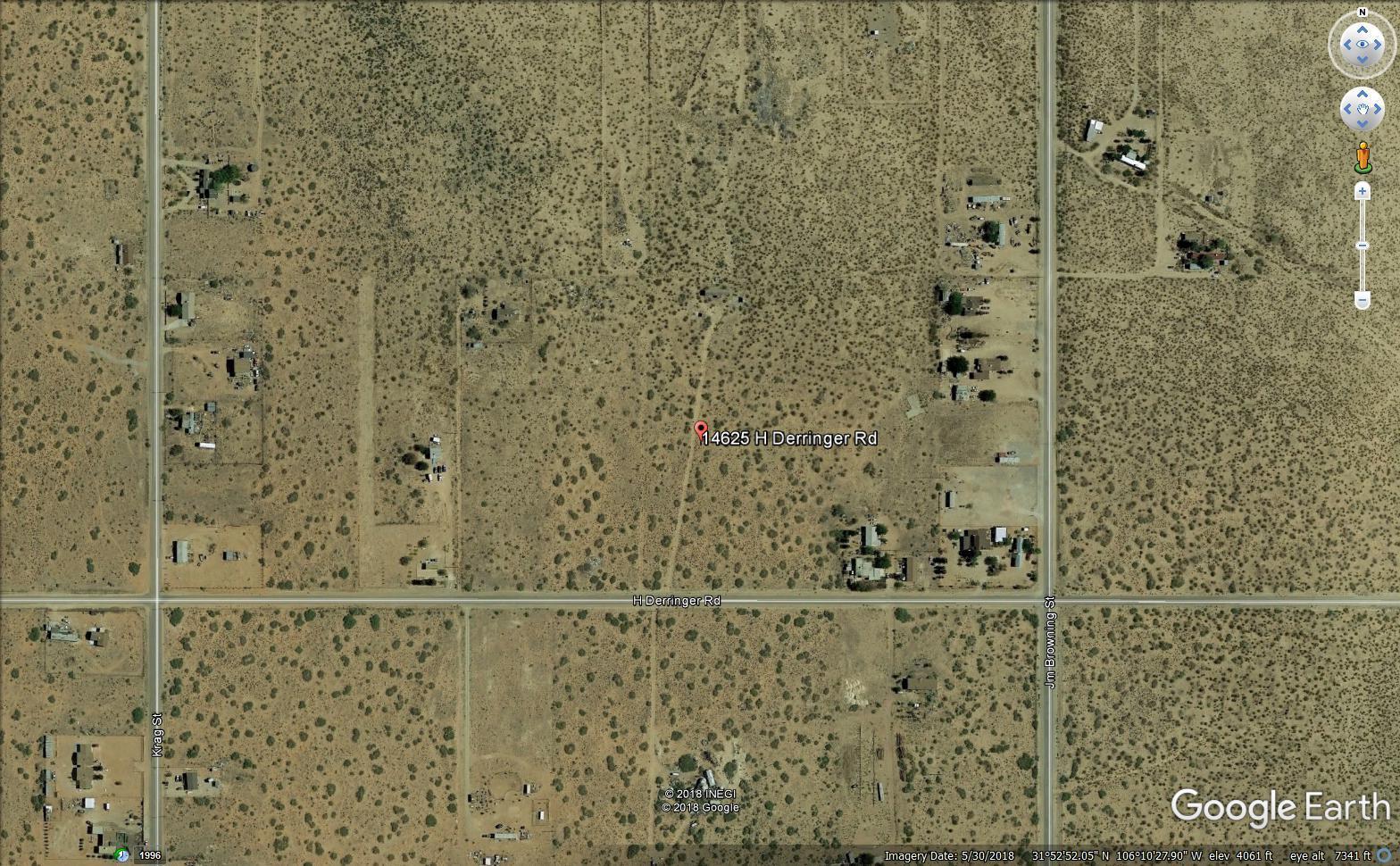 14625 H. Derringer Road, El Paso, Texas 79938, ,Land,For sale,H. Derringer,801354