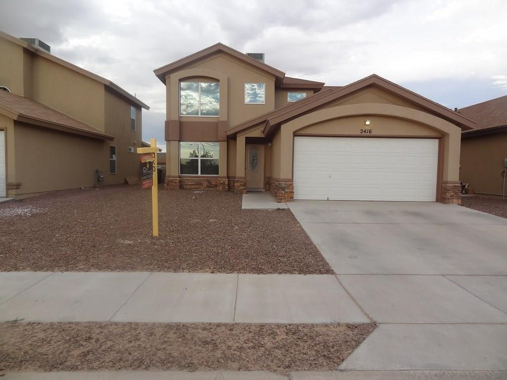 2416 ESCAPE POINT, El Paso, Texas 79938, 4 Bedrooms Bedrooms, ,3 BathroomsBathrooms,Residential Rental,For Rent,ESCAPE POINT,801444