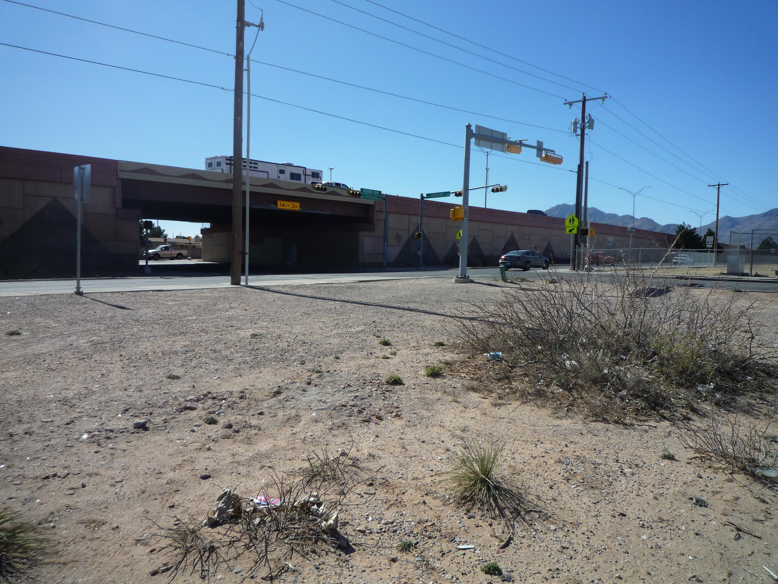 1 Bomarc Street, El Paso, Texas 79924, ,Land,For sale,Bomarc,802686