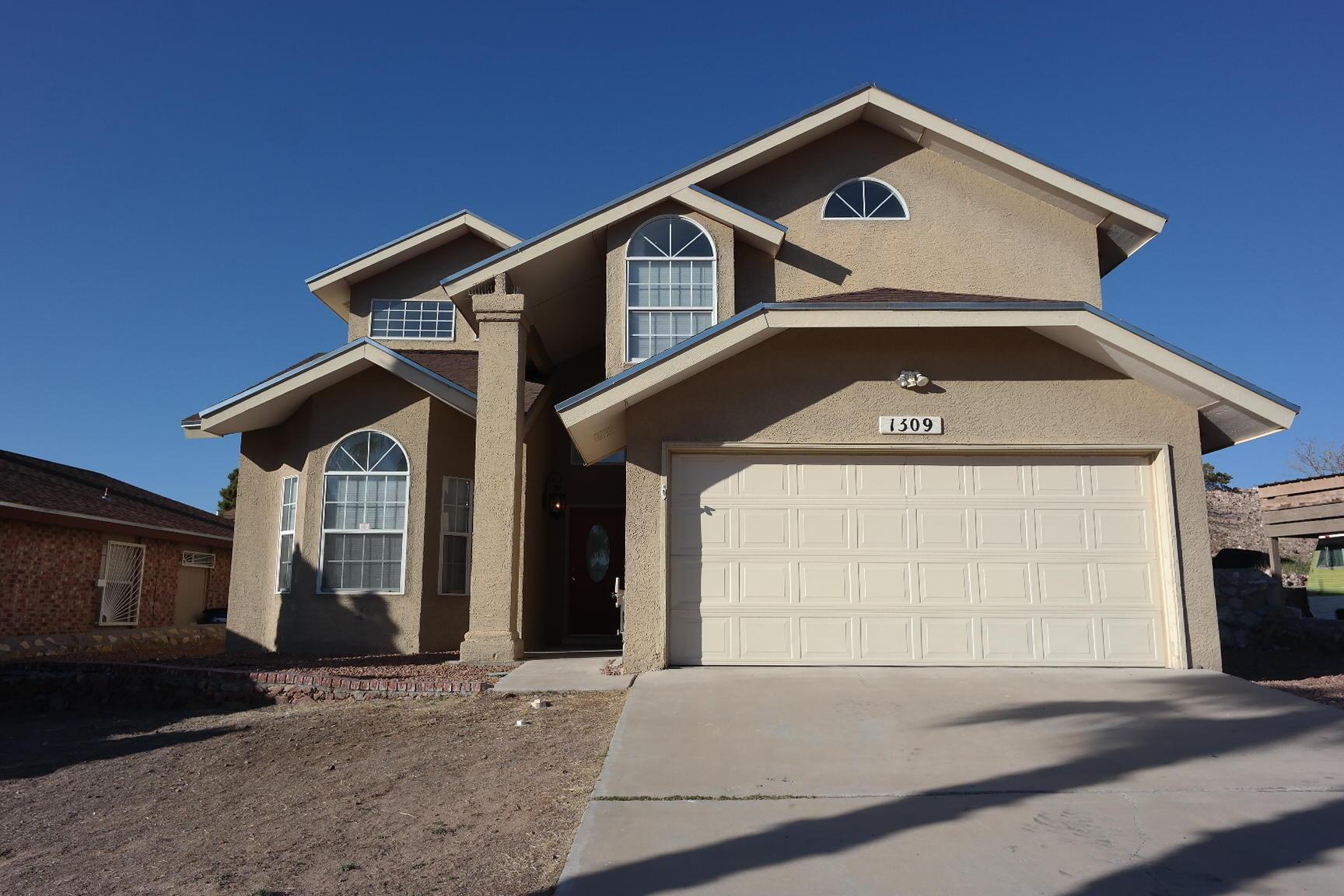 1309 BLACK RIDGE, El Paso, Texas 79912, 3 Bedrooms Bedrooms, ,3 BathroomsBathrooms,Residential,For sale,BLACK RIDGE,803083