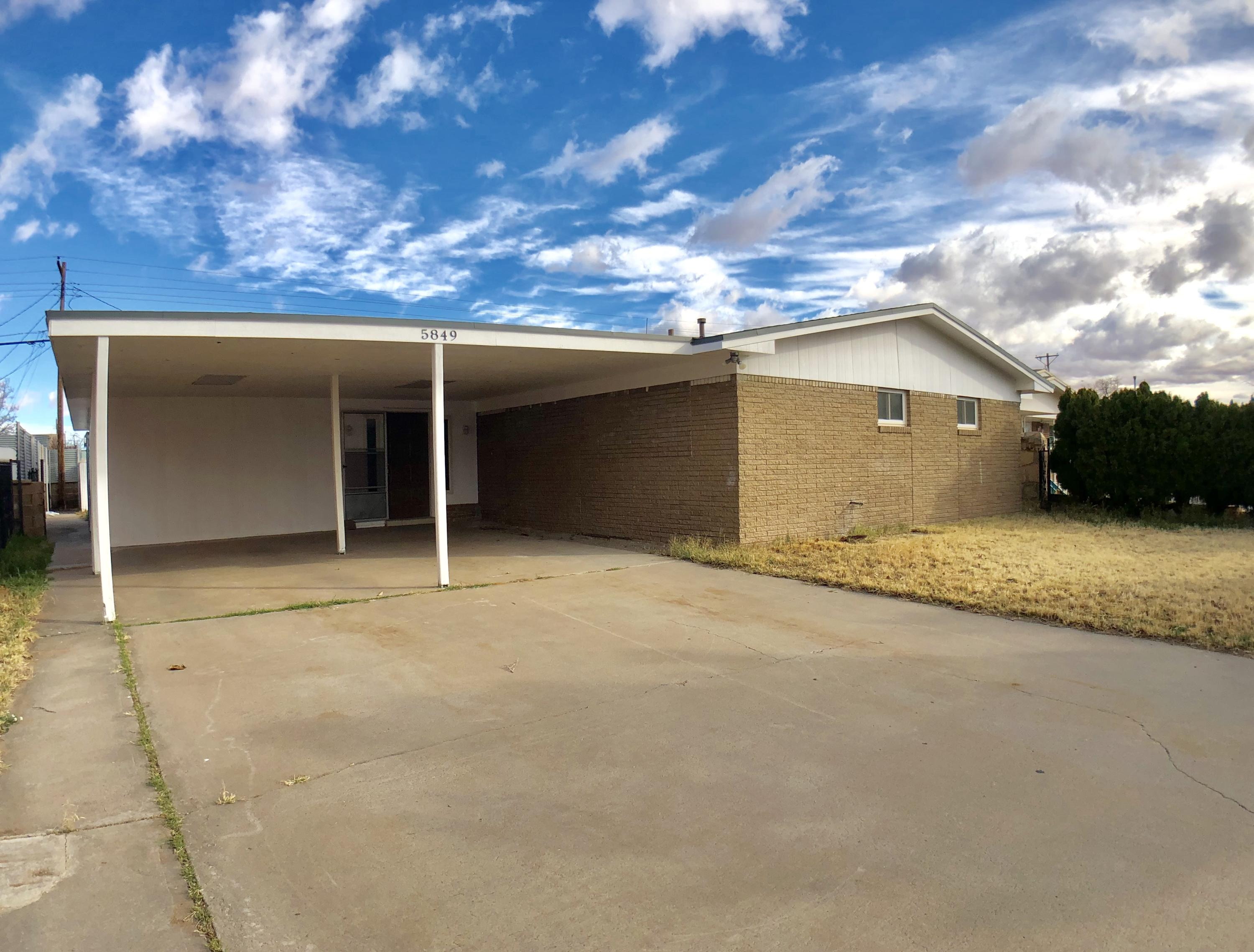 5849 MACAW, El Paso, Texas 79924, 3 Bedrooms Bedrooms, ,1 BathroomBathrooms,Residential,For sale,MACAW,802148