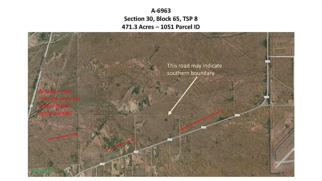 6963 AB BLK 65 Road, Van Horn, Texas 79855, ,Land,For sale,AB BLK 65,803292