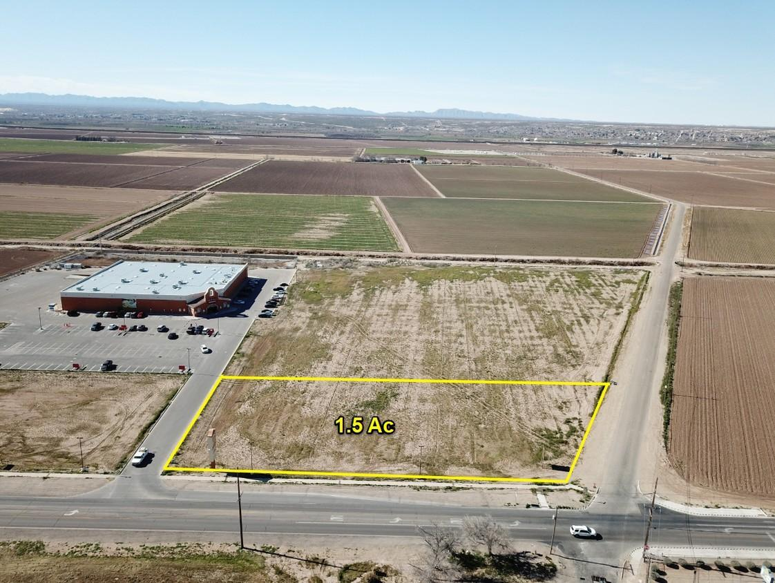 13802 Socorro Road, Socorro, Texas 79927, ,Land,For sale,Socorro,803602