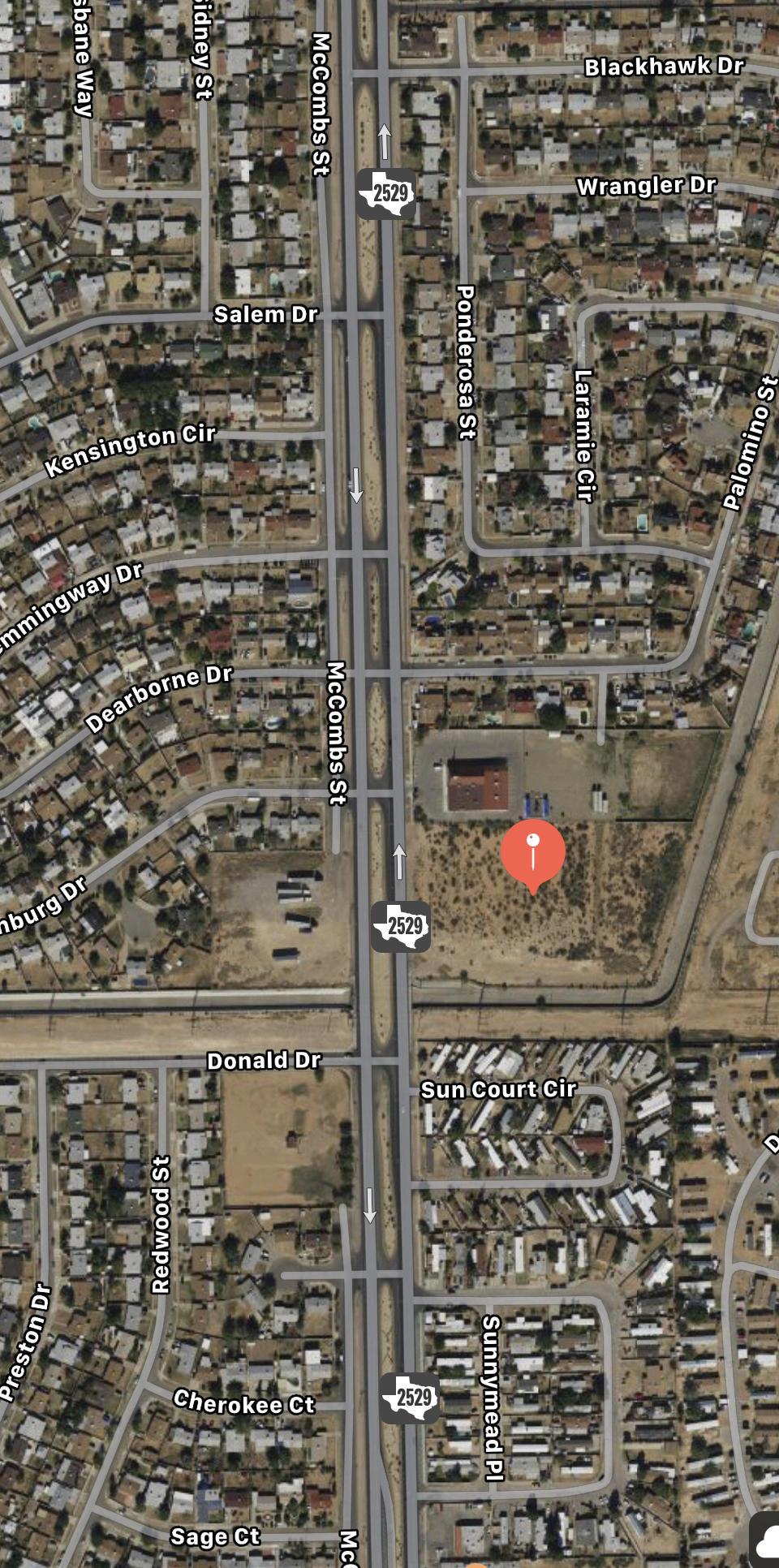 10404 mc combs Street, El Paso, Texas 79924, ,Land,For sale,mc combs,803710