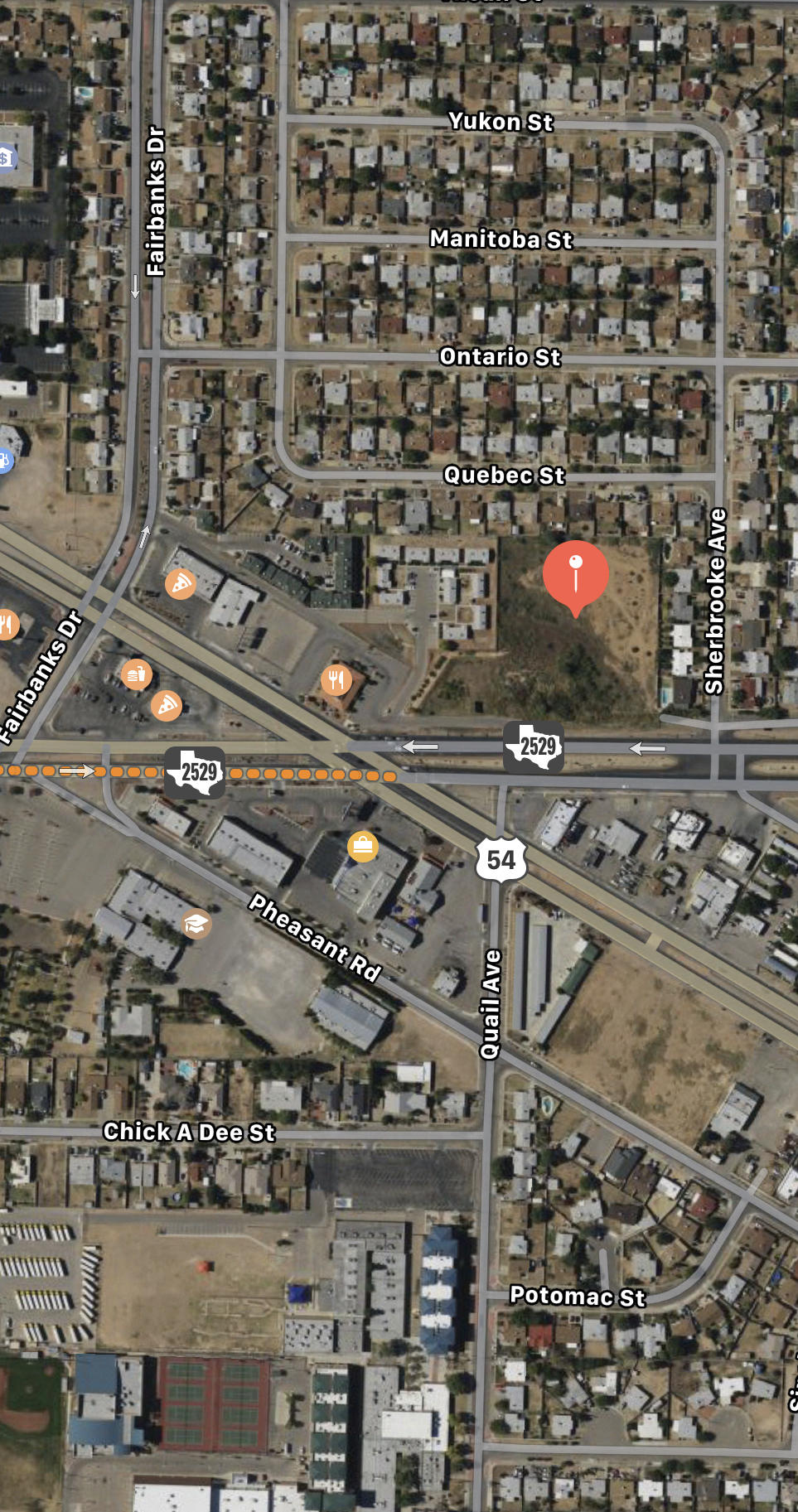 na MC COMBS ST Street, El Paso, Texas 79924, ,Land,For sale,MC COMBS ST,803713