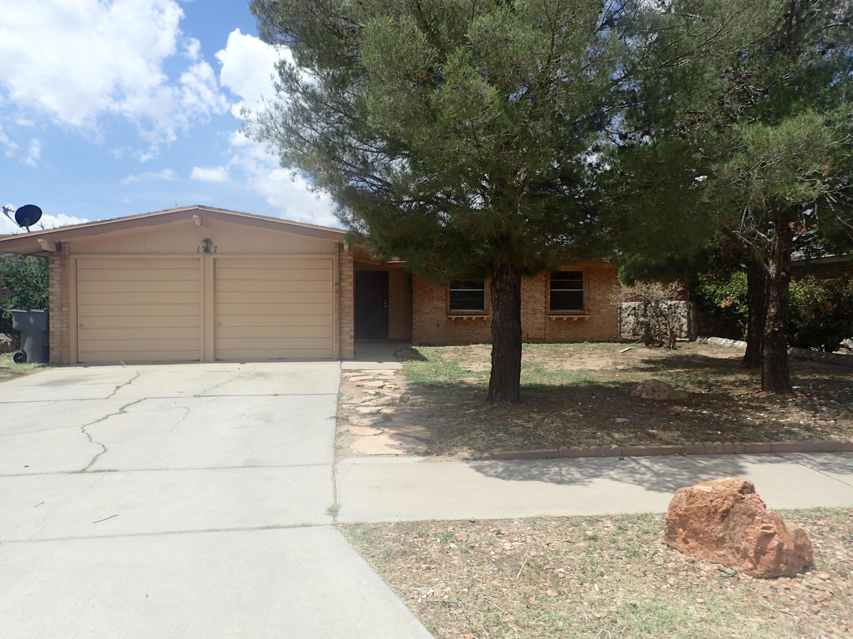 1717 JERRY ABBOTT, El Paso, Texas 79936, 3 Bedrooms Bedrooms, ,2 BathroomsBathrooms,Residential,For sale,JERRY ABBOTT,804465