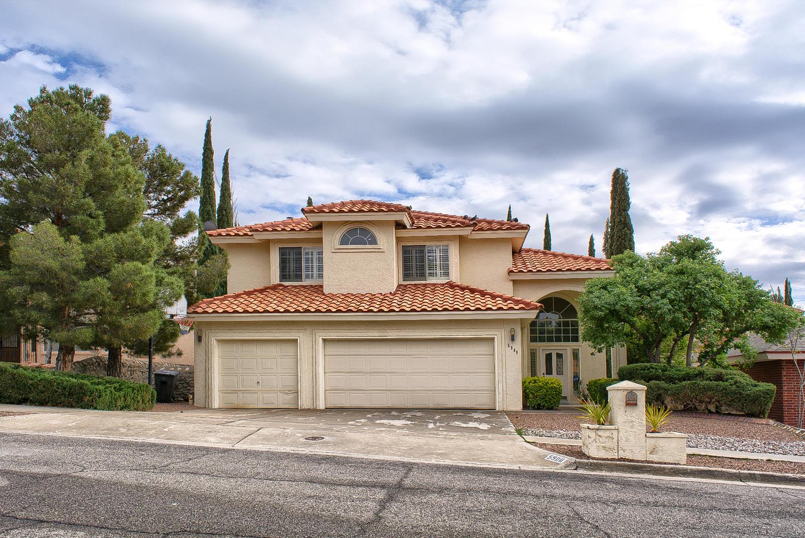 5908 Via Cuesta, El Paso, Texas 79912, 4 Bedrooms Bedrooms, ,3 BathroomsBathrooms,Residential,For sale,Via Cuesta,806213