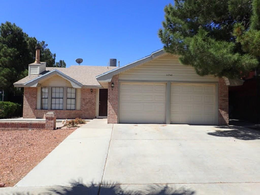 11740 MCAULIFFE, El Paso, Texas 79936, 3 Bedrooms Bedrooms, ,2 BathroomsBathrooms,Residential Rental,For Rent,MCAULIFFE,806183