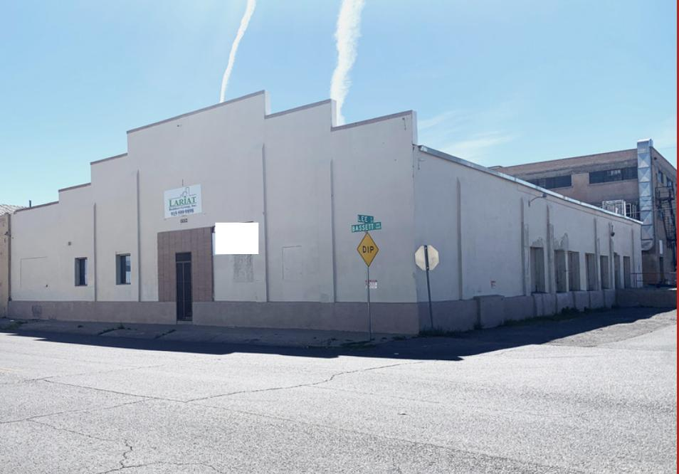 1602 BASSETT Avenue, El Paso, Texas 79901, ,Commercial,For sale,BASSETT,807140