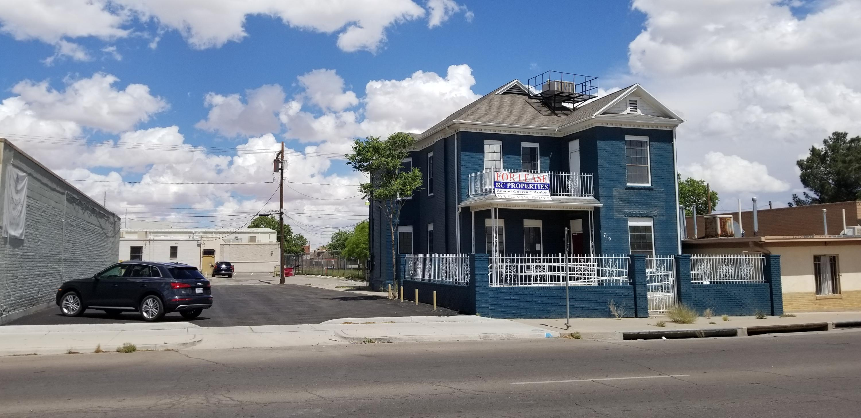 710 Campbell Street, El Paso, Texas 79902, ,Commercial,For sale,Campbell,807171