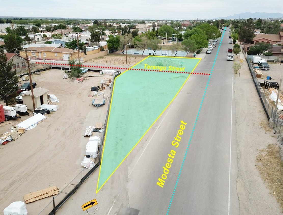 6311 Modesta Road, El Paso, Texas 79932, ,Commercial,For sale,Modesta,807238