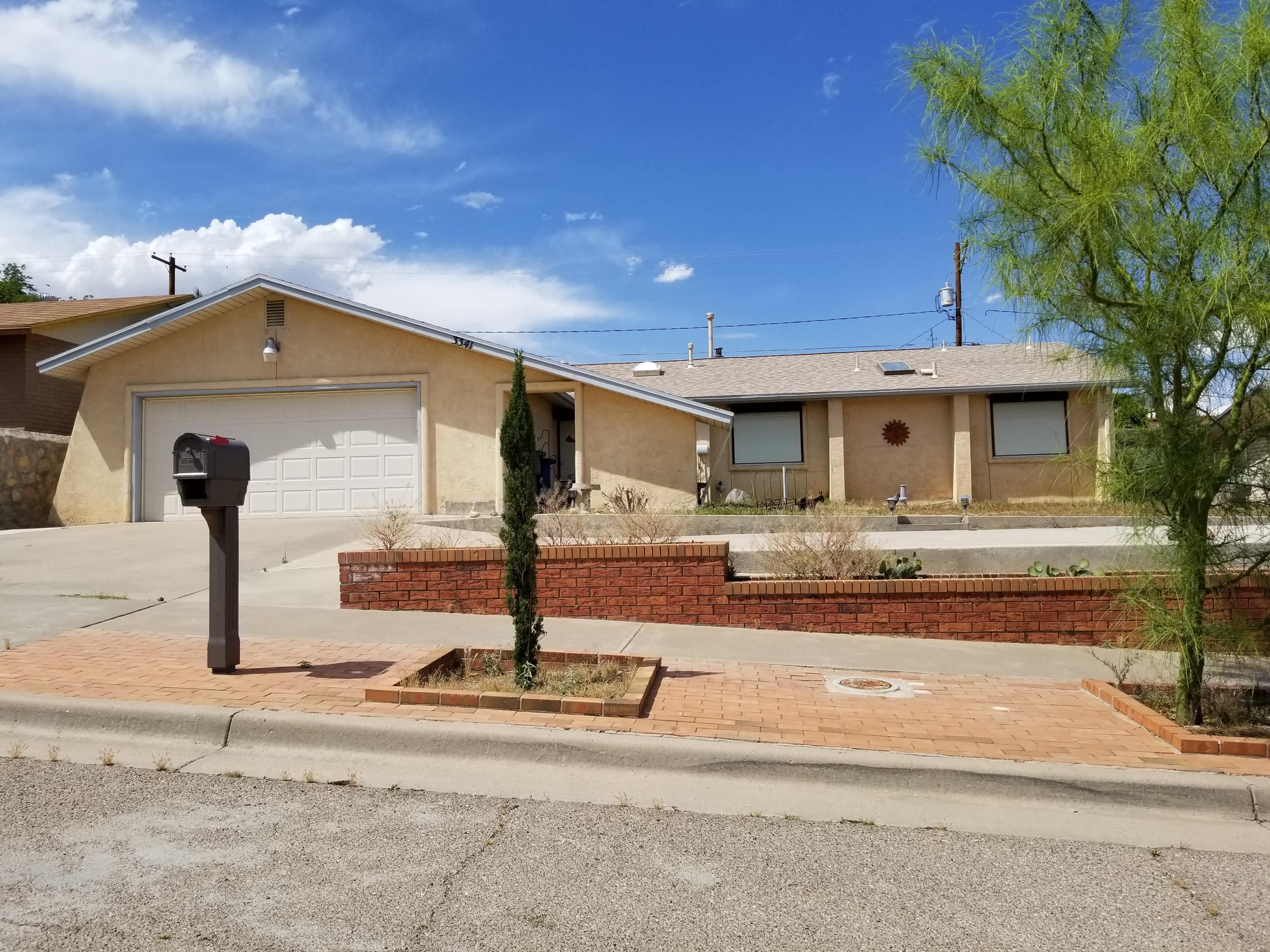 3341 EVALYN, El Paso, Texas 79904, 3 Bedrooms Bedrooms, ,2 BathroomsBathrooms,Residential,For sale,EVALYN,807303