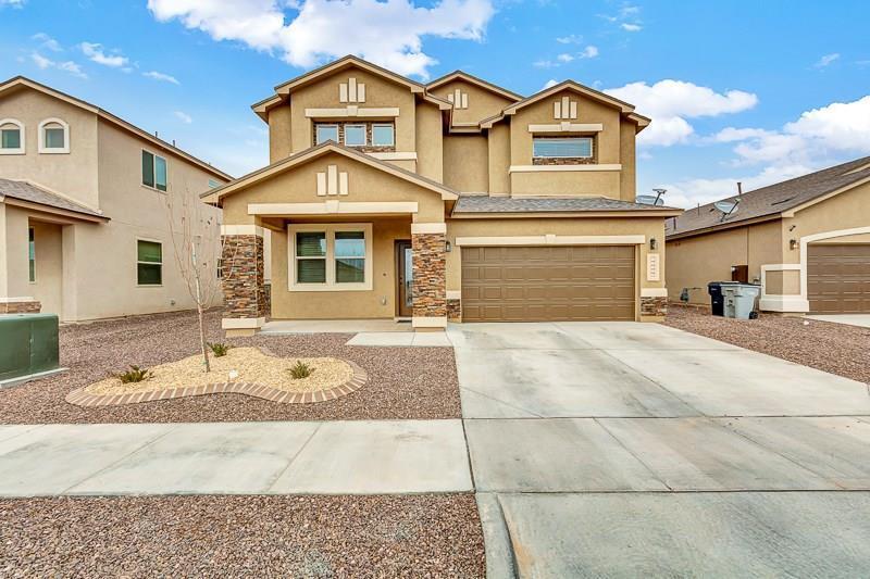 14373 George Campbell, El Paso, Texas 79938, 4 Bedrooms Bedrooms, ,3 BathroomsBathrooms,Residential Rental,For Rent,George Campbell,807958