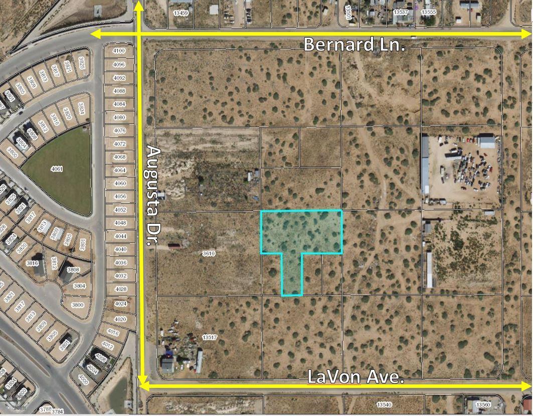 1.25 AC HILL CREST ESTATES, El Paso, Texas 79938, ,Land,For sale,HILL CREST ESTATES,808384