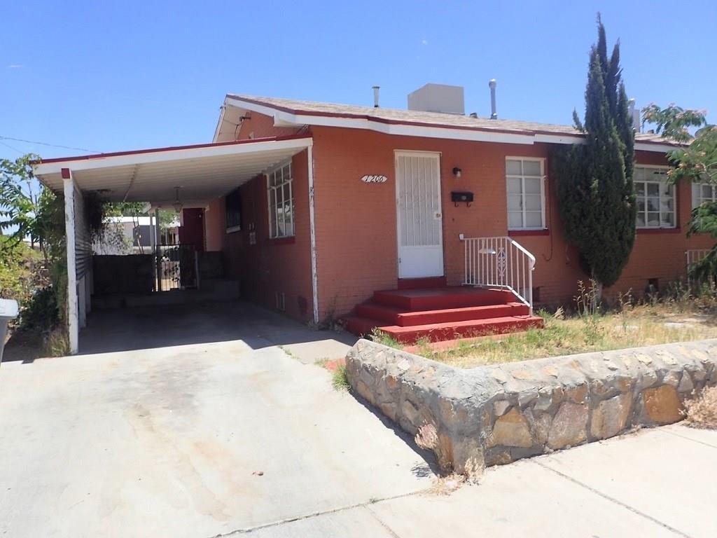 1206 SELDEN, El Paso, Texas 79903, 2 Bedrooms Bedrooms, ,1 BathroomBathrooms,Residential Rental,For Rent,SELDEN,808420