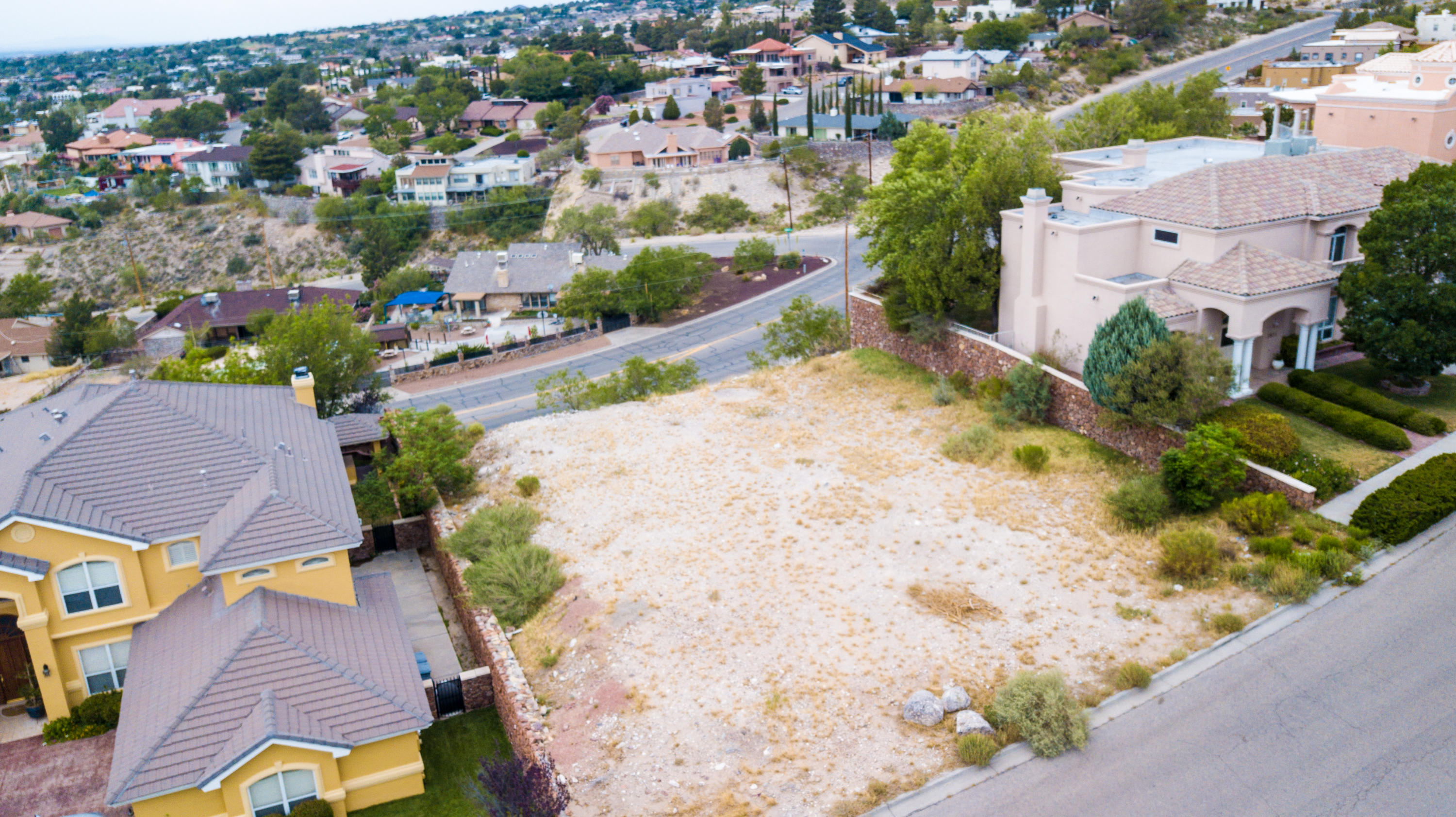 5649 Star View Drive, El Paso, Texas 79912, ,Land,For sale,Star View,808576