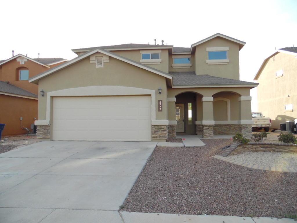3877 LOMA ADRIANA, El Paso, Texas 79938, 3 Bedrooms Bedrooms, ,3 BathroomsBathrooms,Residential,For sale,LOMA ADRIANA,808744