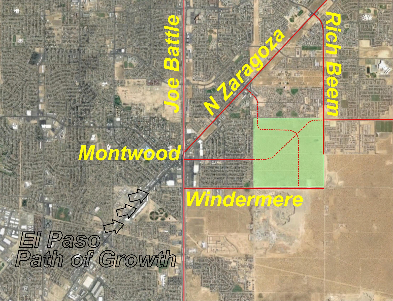 9999 Windermere, El Paso, Texas 79928, ,Land,For sale,Windermere,808777