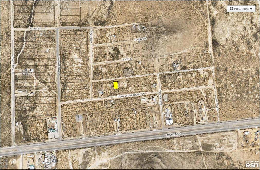 8 BUTTERFIELD CITY #3 LOT 11, Clint, Texas 79938, ,Land,For sale,BUTTERFIELD CITY #3 LOT 11,808835