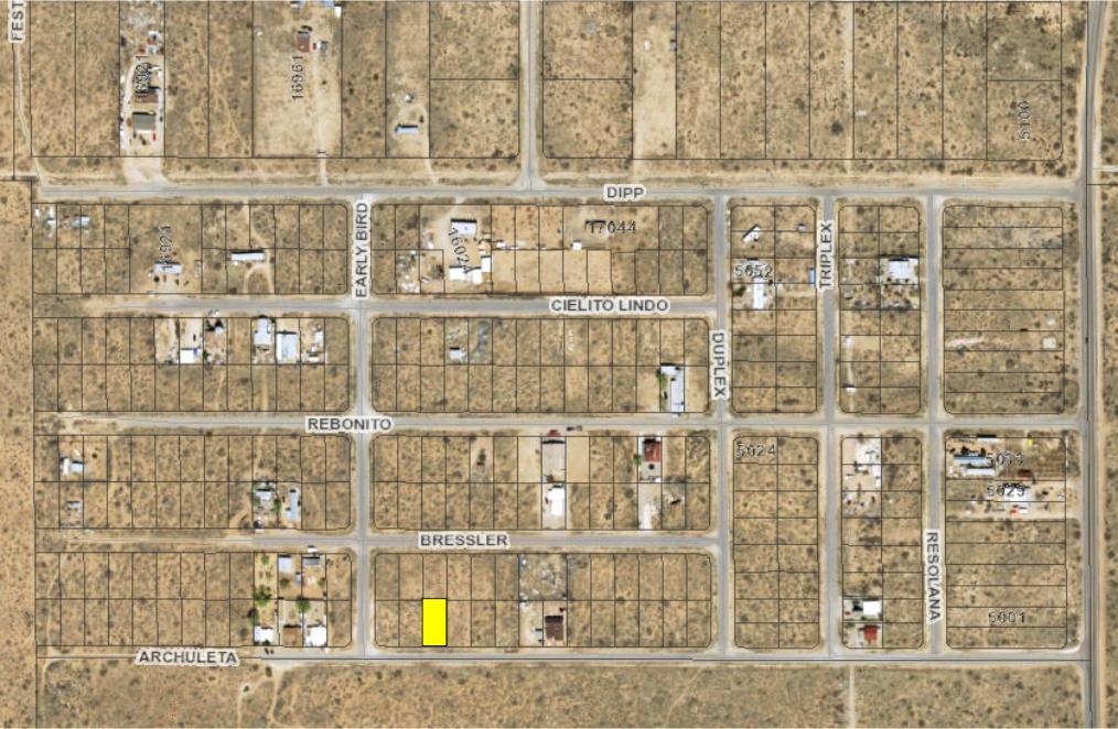 4 BUTTERFIELD CITY #4 LOT 26, Clint, Texas 79938, ,Land,For sale,BUTTERFIELD CITY #4 LOT 26,808838
