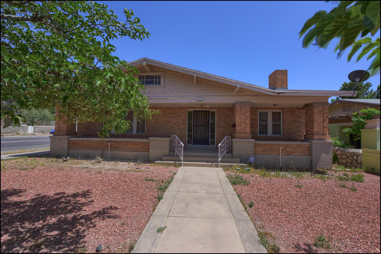 416 CINCINNATI, El Paso, Texas 79902, 3 Bedrooms Bedrooms, ,2 BathroomsBathrooms,Residential,For sale,CINCINNATI,808967