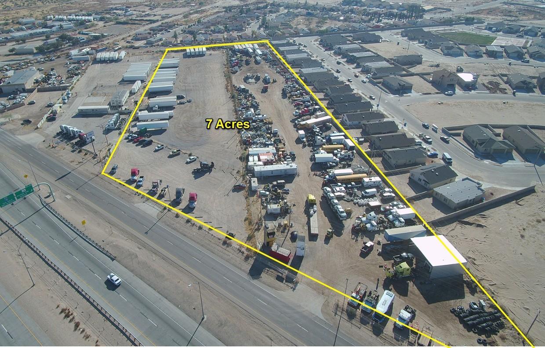 11152 Gateway Blvd, El Paso, Texas 79927, ,Land,For sale,Gateway Blvd,809169
