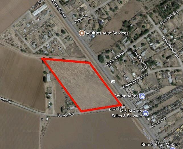 0 Bovee Road Road, Socorro, Texas 79927, ,Land,For sale,Bovee Road,809206
