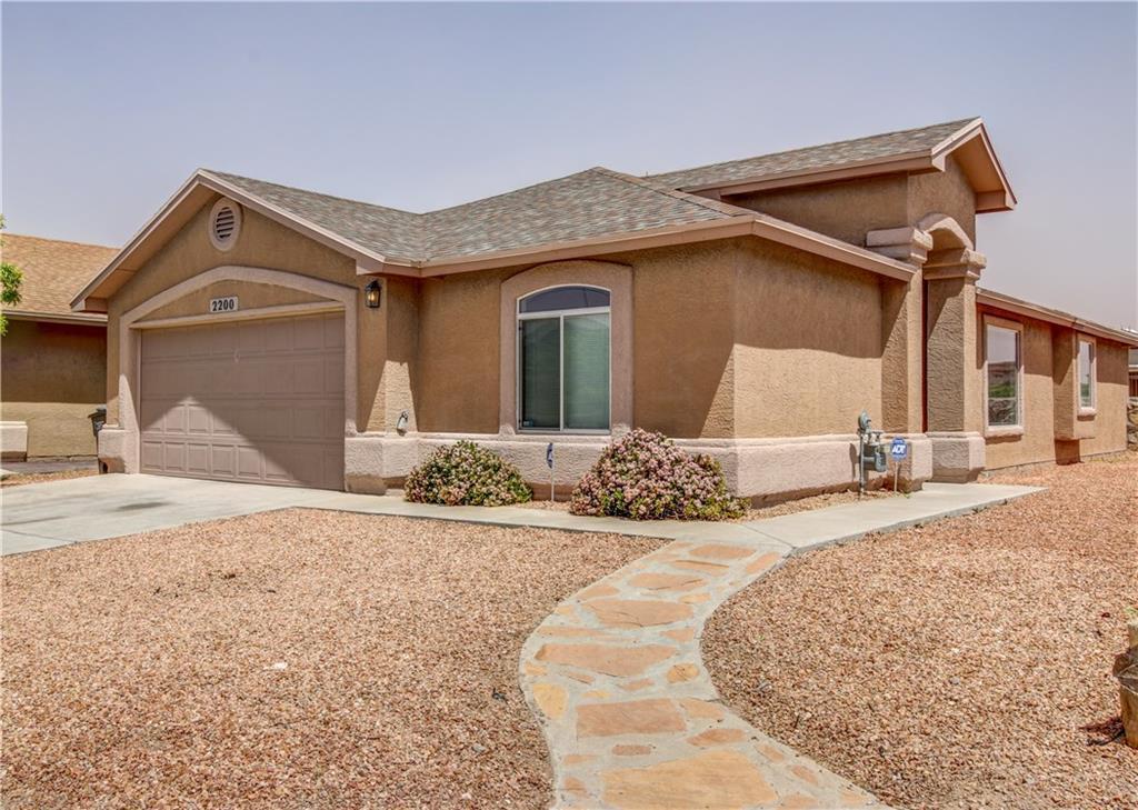 2200 LISA SHERR, El Paso, Texas 79938, 4 Bedrooms Bedrooms, ,2 BathroomsBathrooms,Residential,For sale,LISA SHERR,809376
