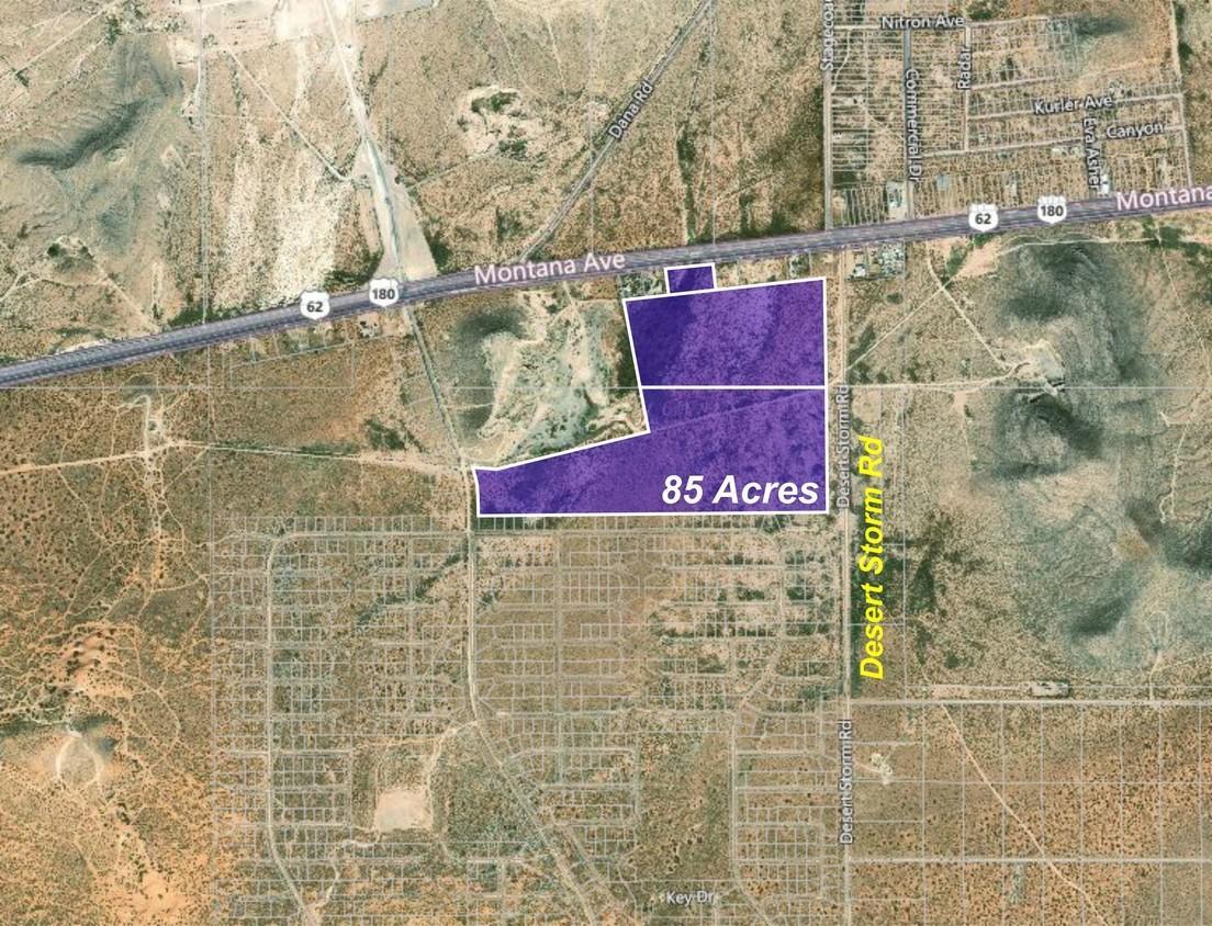 16220 Montana, El Paso, Texas 79938, ,Land,For sale,Montana,803841