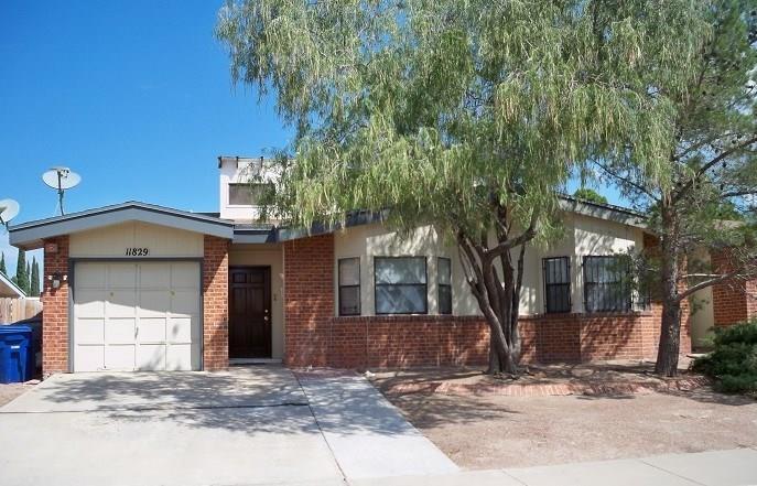 11829 TAFFY BAGLEY, El Paso, Texas 79936, 2 Bedrooms Bedrooms, ,1 BathroomBathrooms,Residential Rental,For Rent,TAFFY BAGLEY,809550
