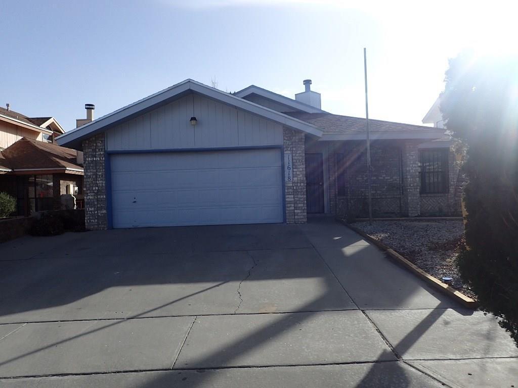 11618 CLEAR LAKE, El Paso, Texas 79936, 3 Bedrooms Bedrooms, ,2 BathroomsBathrooms,Residential Rental,For Rent,CLEAR LAKE,810416