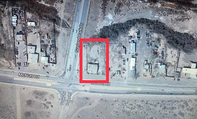 1464 McNutt Road, Sunland Park, New Mexico 88063, ,Commercial,For sale,McNutt,810436