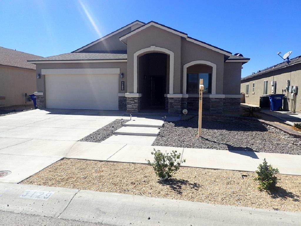 3129 BROOKSIDE, El Paso, Texas 79938, 4 Bedrooms Bedrooms, ,2 BathroomsBathrooms,Residential,For sale,BROOKSIDE,810636