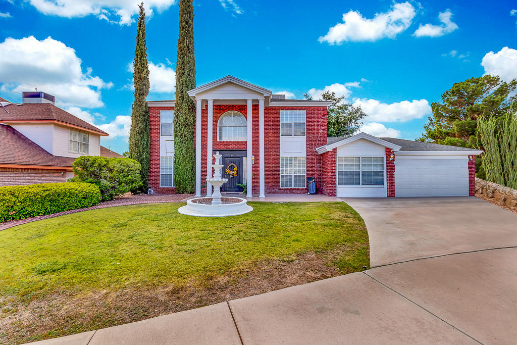 1107 SUN RIDGE, El Paso, Texas 79912, 4 Bedrooms Bedrooms, ,3 BathroomsBathrooms,Residential,For sale,SUN RIDGE,811593