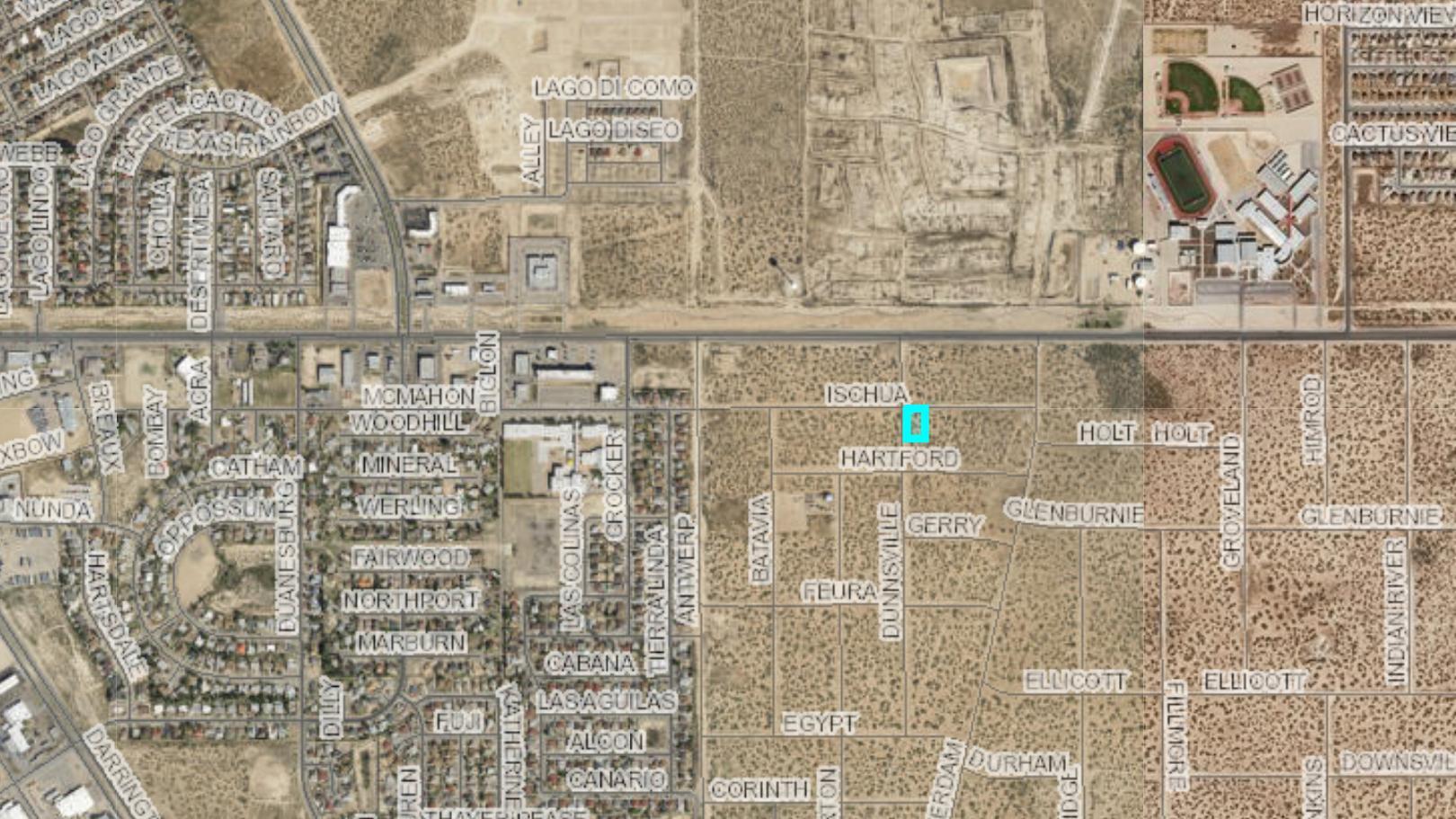 1 Ischua Avenue, Horizon City, Texas 79928, ,Land,For sale,Ischua,811940