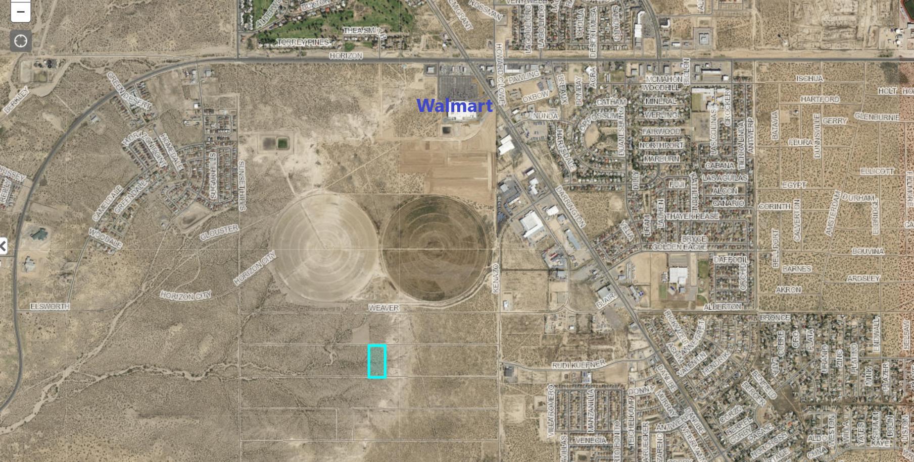 1 Leigh Clark Avenue, Horizon City, Texas 79928, ,Land,For sale,Leigh Clark,811941
