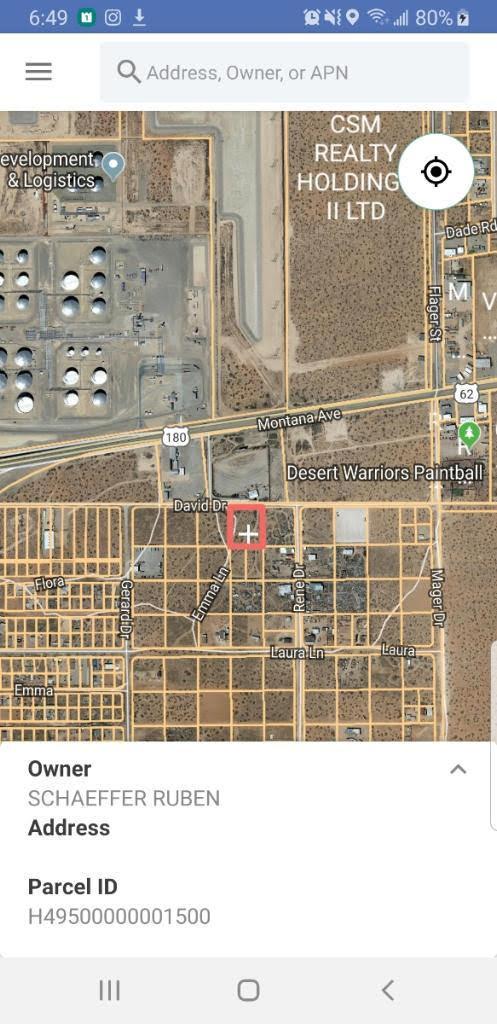 13760 David Drive, El Paso, Texas 79938, ,Land,For sale,David,813083