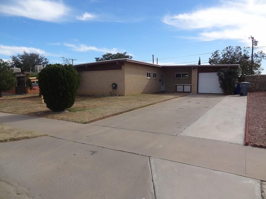 5110 MARCILLUS, El Paso, Texas 79924, 3 Bedrooms Bedrooms, ,2 BathroomsBathrooms,Residential Rental,For Rent,MARCILLUS,813309