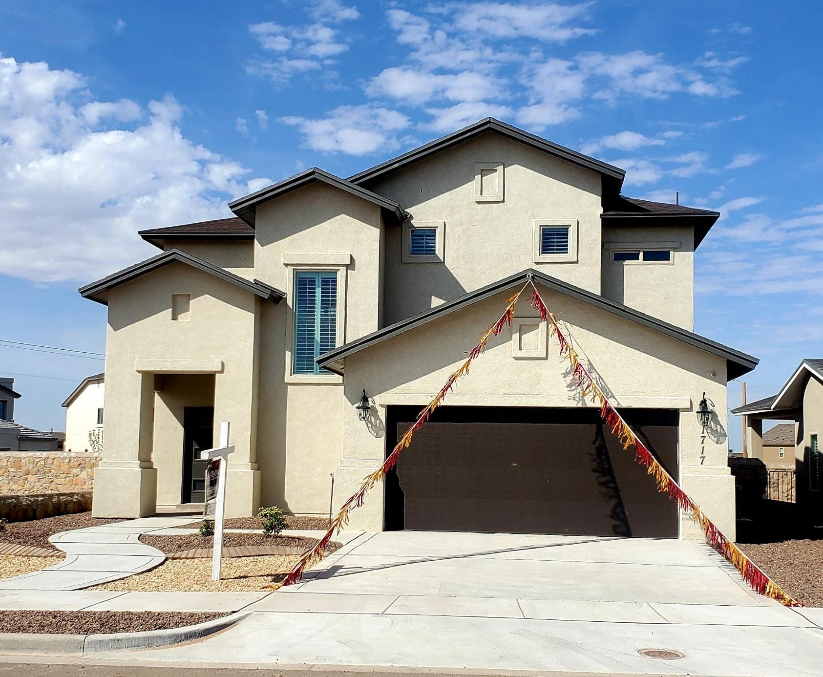 1717 Preakness, El Paso, Texas 79928, 4 Bedrooms Bedrooms, ,3 BathroomsBathrooms,Residential,For sale,Preakness,813333