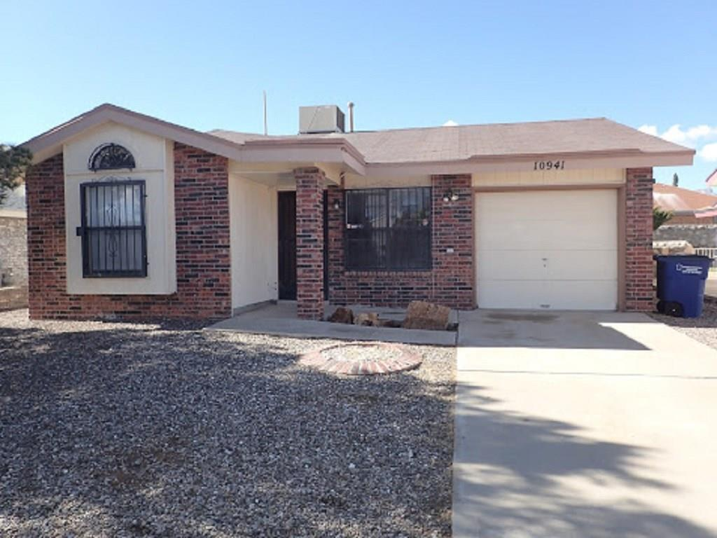 10941 WHITEY FORD Street, El Paso, Texas 79934, 3 Bedrooms Bedrooms, ,2 BathroomsBathrooms,Residential Rental,For Rent,WHITEY FORD,813350