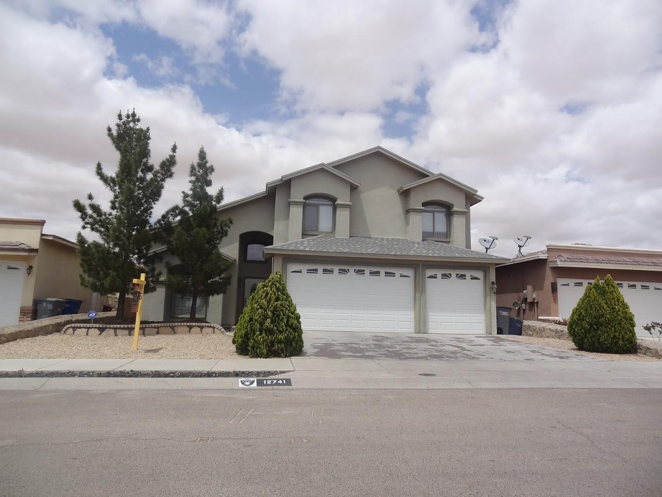 12741 TIERRA ROMAN, El Paso, Texas 79938, 4 Bedrooms Bedrooms, ,3 BathroomsBathrooms,Residential,For sale,TIERRA ROMAN,813482