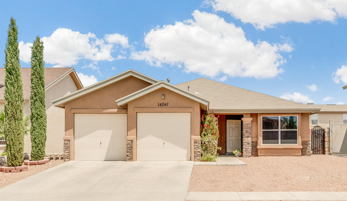 14241 Smokey Point, El Paso, Texas 79938, 4 Bedrooms Bedrooms, ,2 BathroomsBathrooms,Residential,For sale,Smokey Point,813827