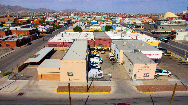 409-419 KANSAS Street, El Paso, Texas 79901, ,Commercial,For sale,KANSAS,813710