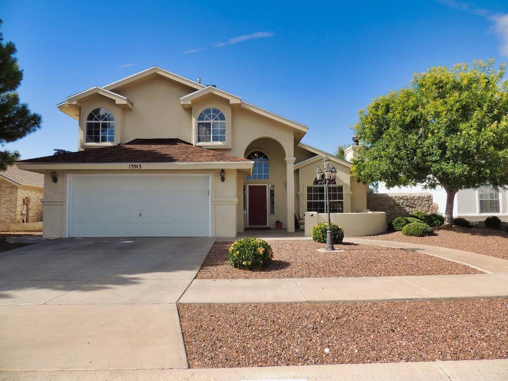 13913 BLOOMING DESERT, Horizon City, Texas 79928, 3 Bedrooms Bedrooms, ,3 BathroomsBathrooms,Residential,For sale,BLOOMING DESERT,813754